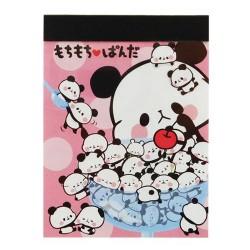 Mini Bloco Notas Mochi Panda