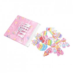 Saco Stickers Melty Mellow Luv Sweets