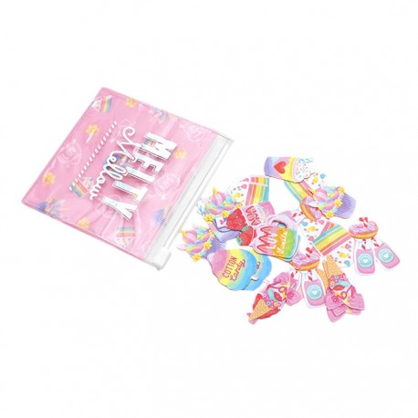 Melty Mellow Luv Sweets Stickers Sack