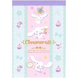 Mini Bloc Notas Cinnamoroll Wonderland