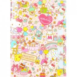 Pasta Documentos Index Hello Kitty 45th Anniversary