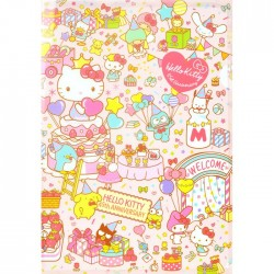 Hello Kitty 45th Anniversary File Folder
