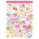 Hello Kitty 45th Anniversary Memo Pad
