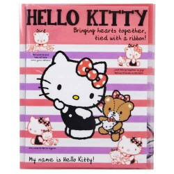 Hello Kitty & Bear Letter Set