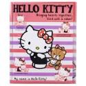 Hello Kitty & Bear Letter Set