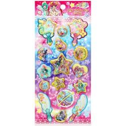 Star Twinkle PreCure Capsule Stickers