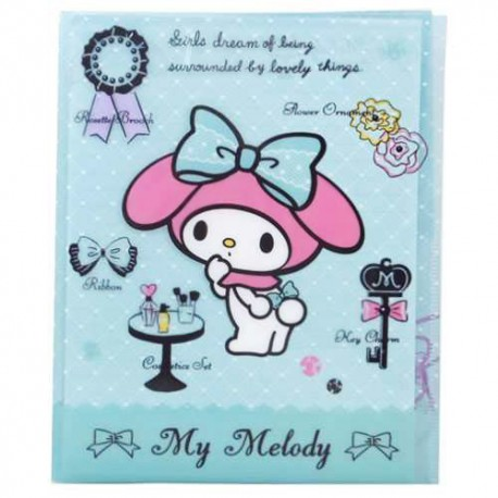 My Melody Dream Letter Set