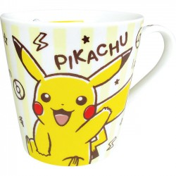 Caneca Pikachu Pocket Monsters