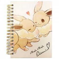 Caderno A6 Mofu Mofu Eevee