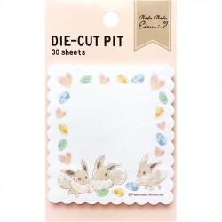 Post-Its Die-Cut Pit Mofu Mofu Eevee