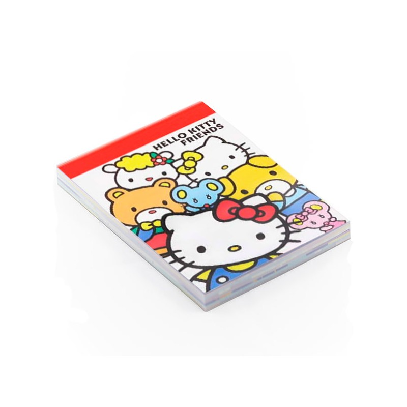 Hello Kitty Friends Mini Memo Pad Kawaii Panda Making