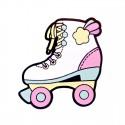 Pin Roller Skate