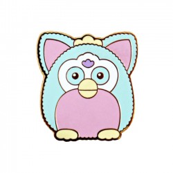 Pin Pastel Furby
