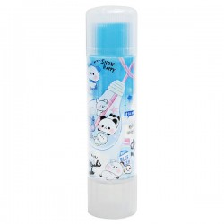 Mochi Panda Blue Glue Stick