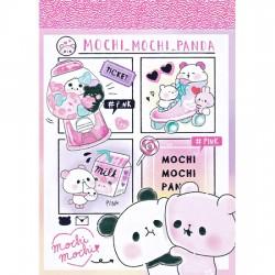 Mochi Panda Pink Mini Memo Pad