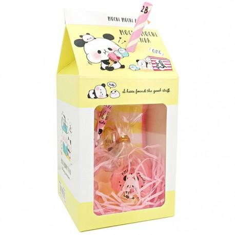Mochi Panda & Penguin Stationery Gift Set
