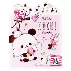Mochi Panda & Penguin Memo Book