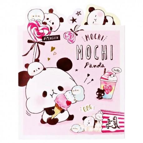 Libro Blocs Notas Mochi Panda & Penguin