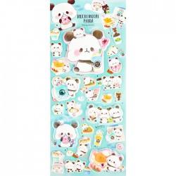 Pegatinas Puffy Mochi Panda Dreamy