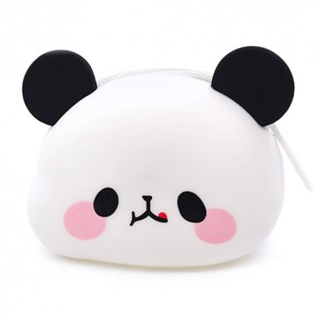 Porta-Moedas Die-Cut Mochi Panda Gashapon