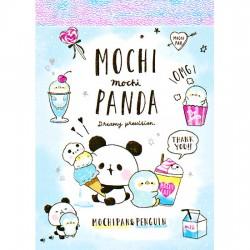 Mini Bloc Notas Mochi Panda & Penguin Dreamy