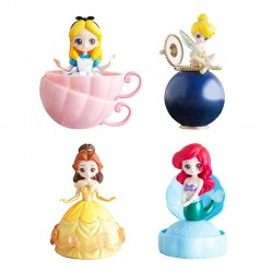 Figura Disney Princess Heroine Doll Series 4 Gashapon