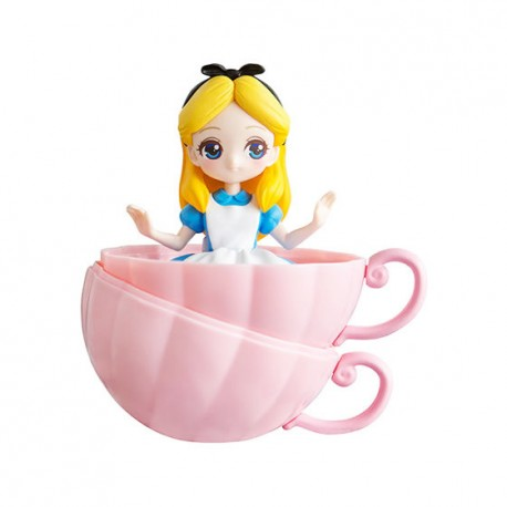 Disney Princess Heroine Doll Capchara Figure Series 4 Gashapon