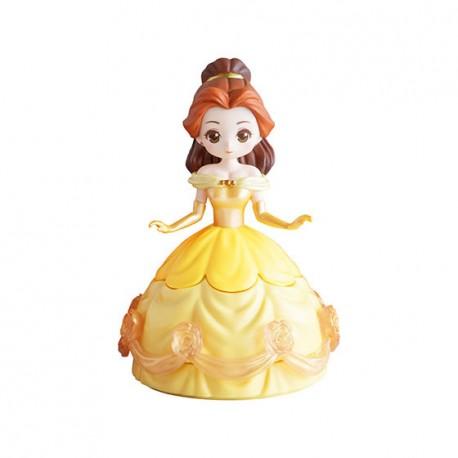 Figura Disney Princess Heroine Doll Series 4 Gashapon