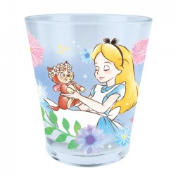 Alice Curious Garden Crystal Cup