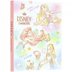 Libro Notas Adhesivas Prism Garden Disney Characters