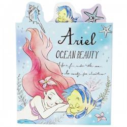 Livro Blocos Notas Ariel Ocean Beauty