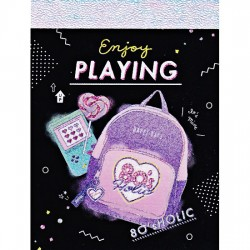 80's Holic Enjoy Playing Mini Memo Pad