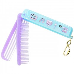 80's Holic Foldable Brush & Comb Set