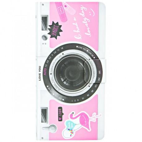 Camera Sticky Notes Book