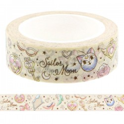 Sailor Moon Accessories Washi Tape