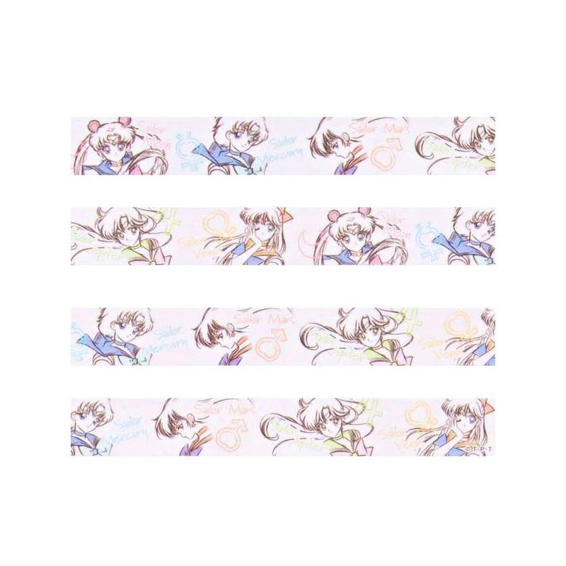 Sailor Moon Senshi Washi Tape