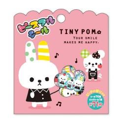 Saco Stickers Tiny Pom