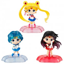 Mini Figura Sailor Moon Twinkle Statue Gashapon