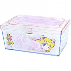 Sailor Moon Kira Kira Faceted Case