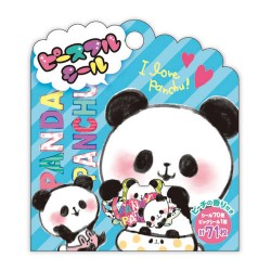 Panda Panchu Stickers Sack