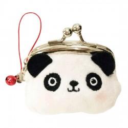 Mini Monedero Panda Kiss Lock