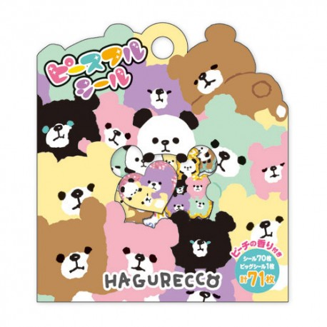 Hagurecco Stickers Sack