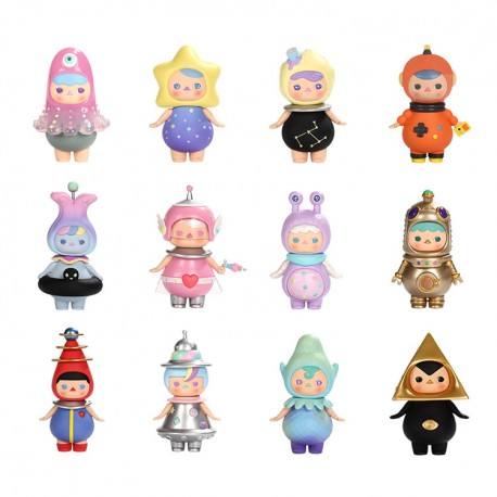 Pucky Space Babies Series
