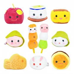 Colgante Puchimaru Kawaii Japanese Sweets Series