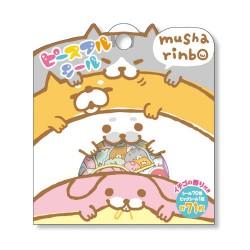 Saco Stickers Musha Rinbo
