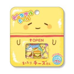 Saco Stickers Mattari Chiizu