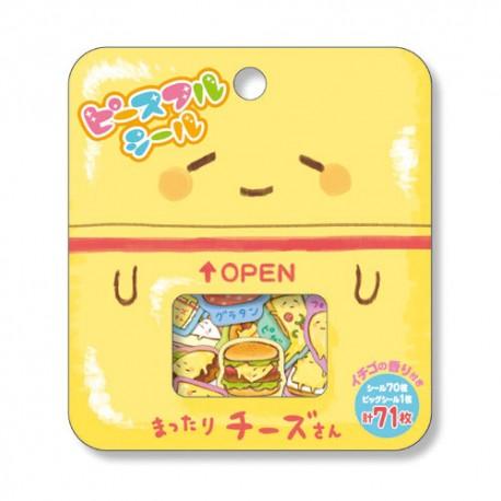Mattari Chiizu Stickers Sack