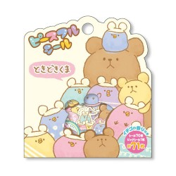 Tokidoki Bears Stickers Sack