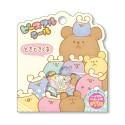 Tokidoki Bears Stickers Sack