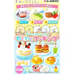Sumikko Gurashi Exciting Cooking Re-Ment